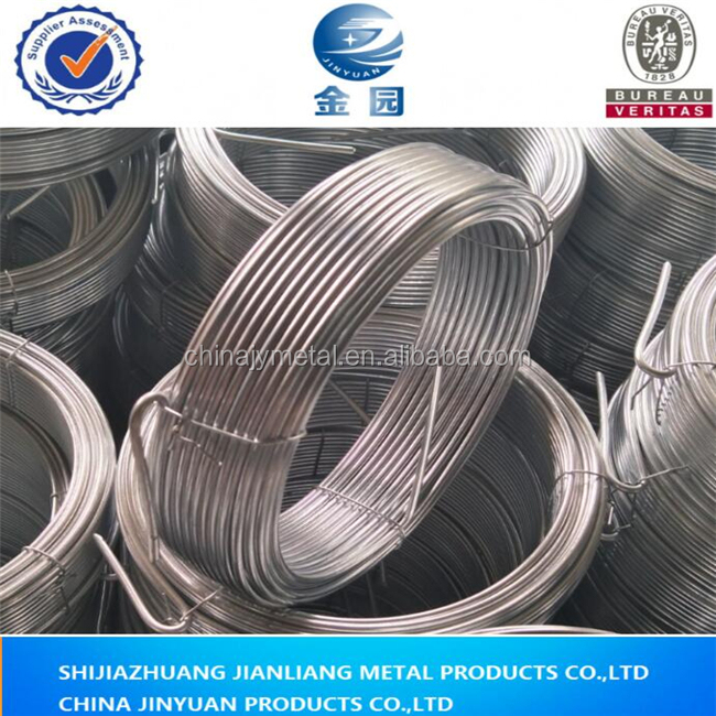 zinc plating galvanized steel wire