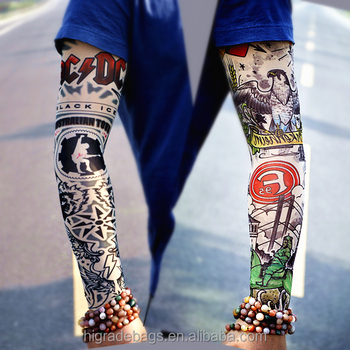 2015 New Cycling Tattoo Sleeve,Arm Cover,Sleevelet - Buy Tattoo ...