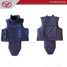 Full body armor groin Protection military safety protect bullet proof vest