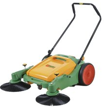 Hand push ground sweeper floor sweeper