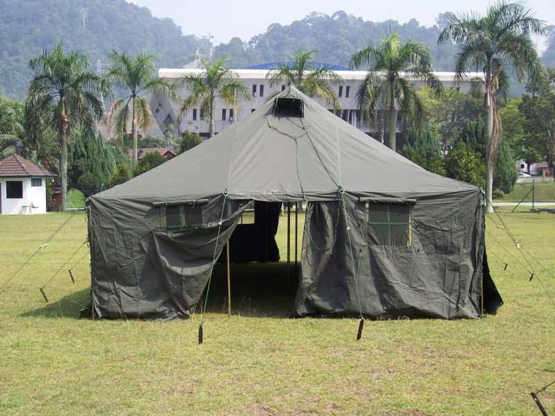 Maleisische Legertent Buy Leger Canvas Tent Product on