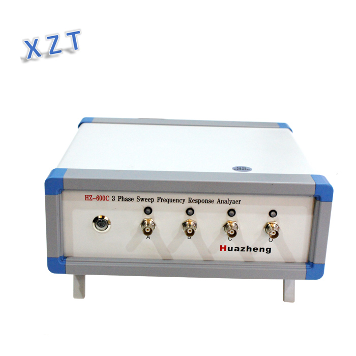 Transformer Sweep Frequency Response Analyzer/SFRA in China market