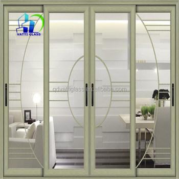 portas de vidro deslizantes de cor usado garagem portas de vidro temperado venda varanda porta. Black Bedroom Furniture Sets. Home Design Ideas