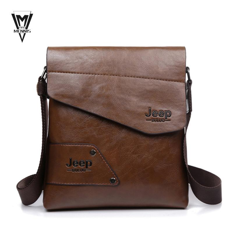 4f83d287c4 Get Quotations · 2015 Vintage Men s PU Leather Bag Over Shoulder Men  Crossbody Bag Brand Casual Man Messenger Bag