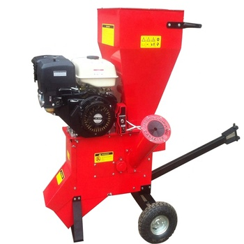 China manufacturer CE approved wood chipper shredder price
