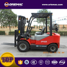 YTO 3 TON Forklift LPG CPYD30 Gasoline Convertible Forklift new model