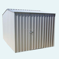 Top Quality Fashionable Metal Sheds for Motel