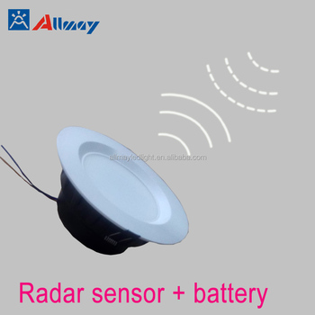 Newly Battery Powered Recessed Lights Emergency Led