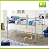 Stylish Metal Bunk Bed - Childrens Bedroom