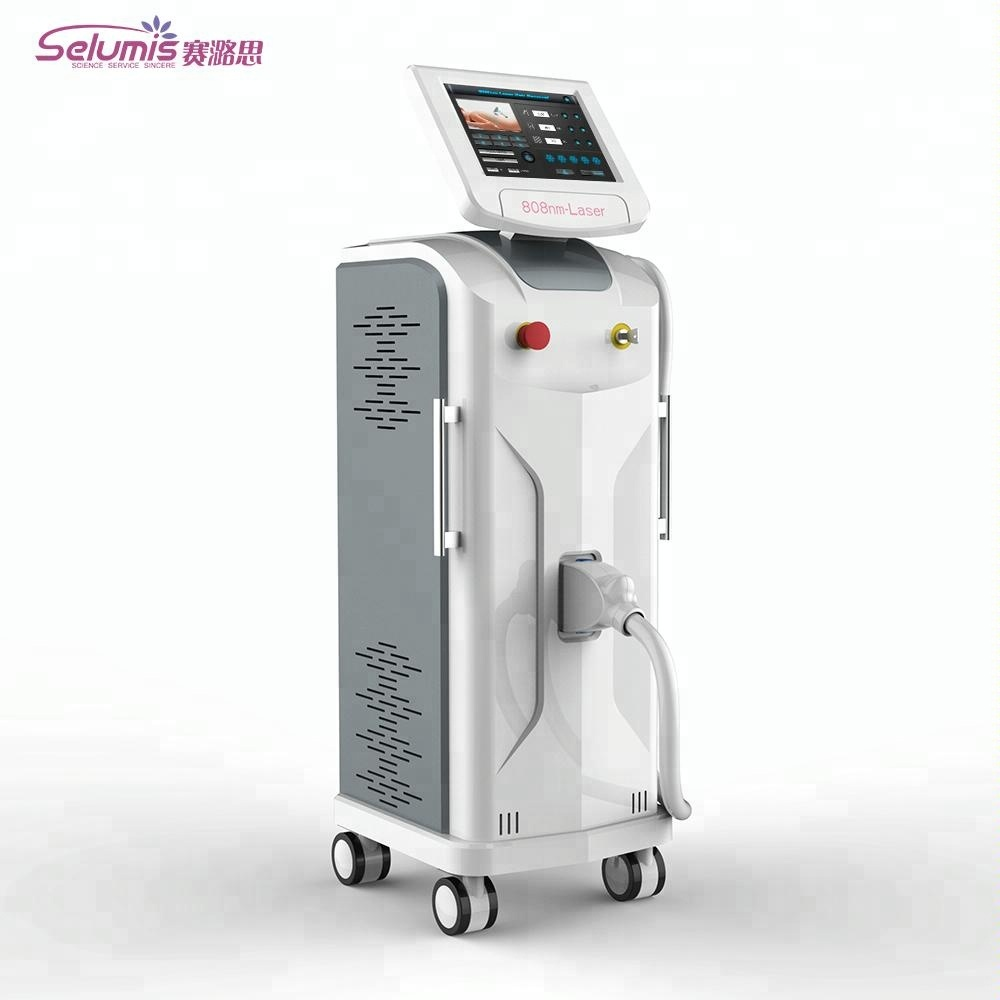 New Diode Laser Hair Loss beauty apparatus with 20 million shots warranty