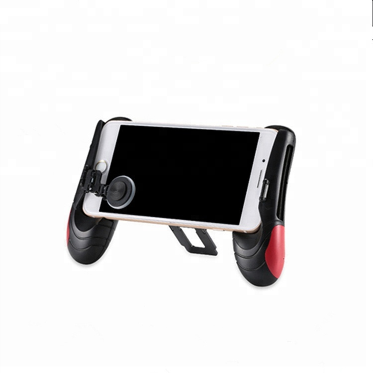 Top Selling 3 in 1 Joystick Gamepad Stand L1R1 PUBG Mobile Game Handle Video Game <strong>Controller</strong> for IOS Android Phone