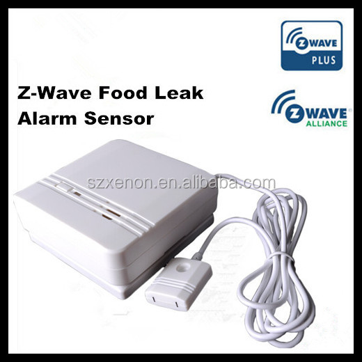 2016 latest Xenon Z wave smart home automation Water level sensor,water leak flood alarm sensor