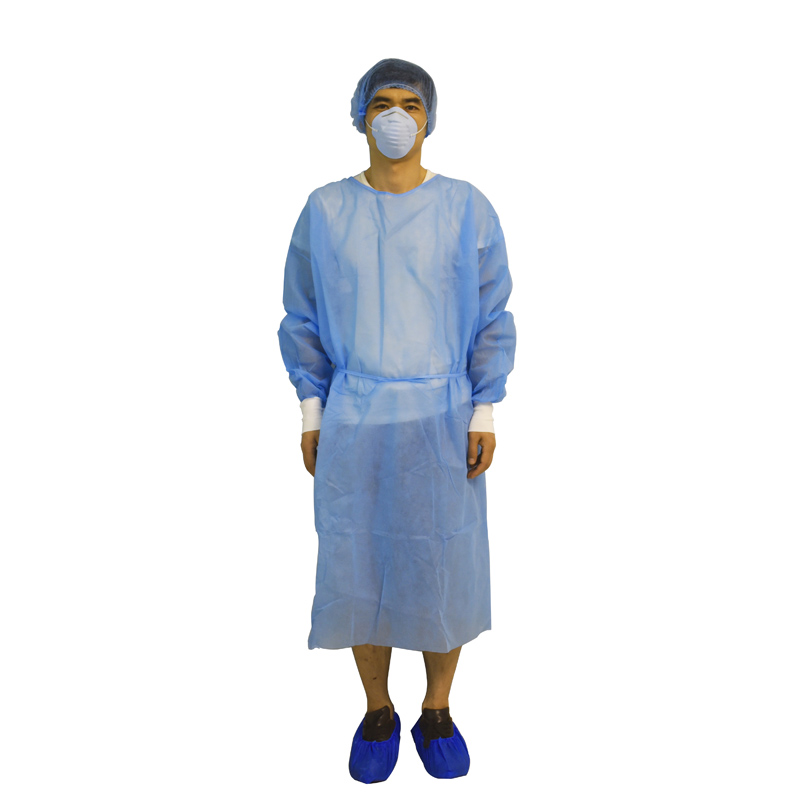 2018 Hot Cheap Microporous Disposable Coverall