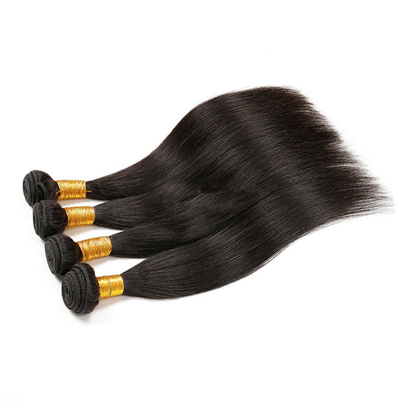 Wholesale Free Shipping Virgin 8A Grade Brazilian Free Sample Hair Bundles, Natural black 1b;1#;1b;2#;4# and etc