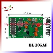 3V-9V high power Wireless RF ASK transmitter module