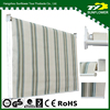 aluminum sunshade blinds roller mechanisms
