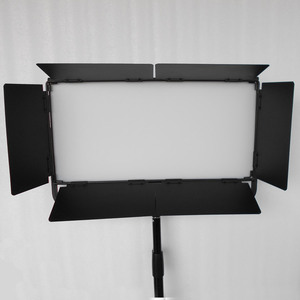 Televistion Led Studio Panel Lights Movie Video Photography Light with Barn Door