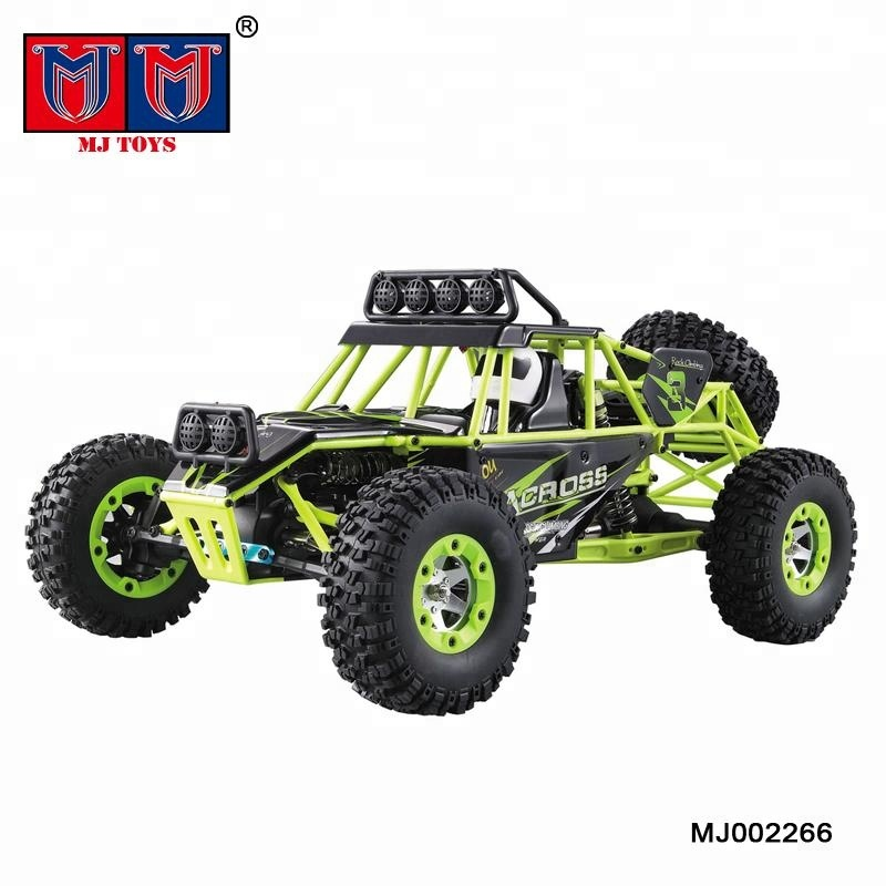 Powerful 1:12 4wd climbing car rc buggy for kids