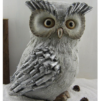 Outdoor Owl Decoration Stone Molds Resin Mgo Garden Statue Buy Garden Statue Owl Stone Mgo Statue Product On Alibaba Com
