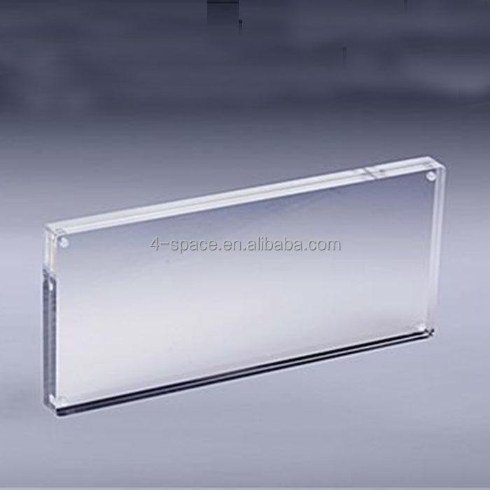 Formas de acrílico transparente único 3mm Perspex Redondo cuadrado estrella o personalizadas corazón