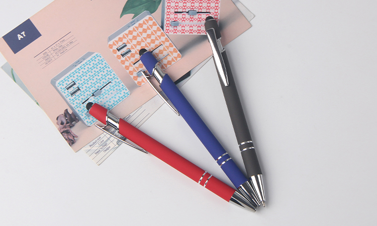 2018stationery metal ballpoint best writing pen custom promotional pens