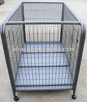 PF-PC136 expanded metal dog cage