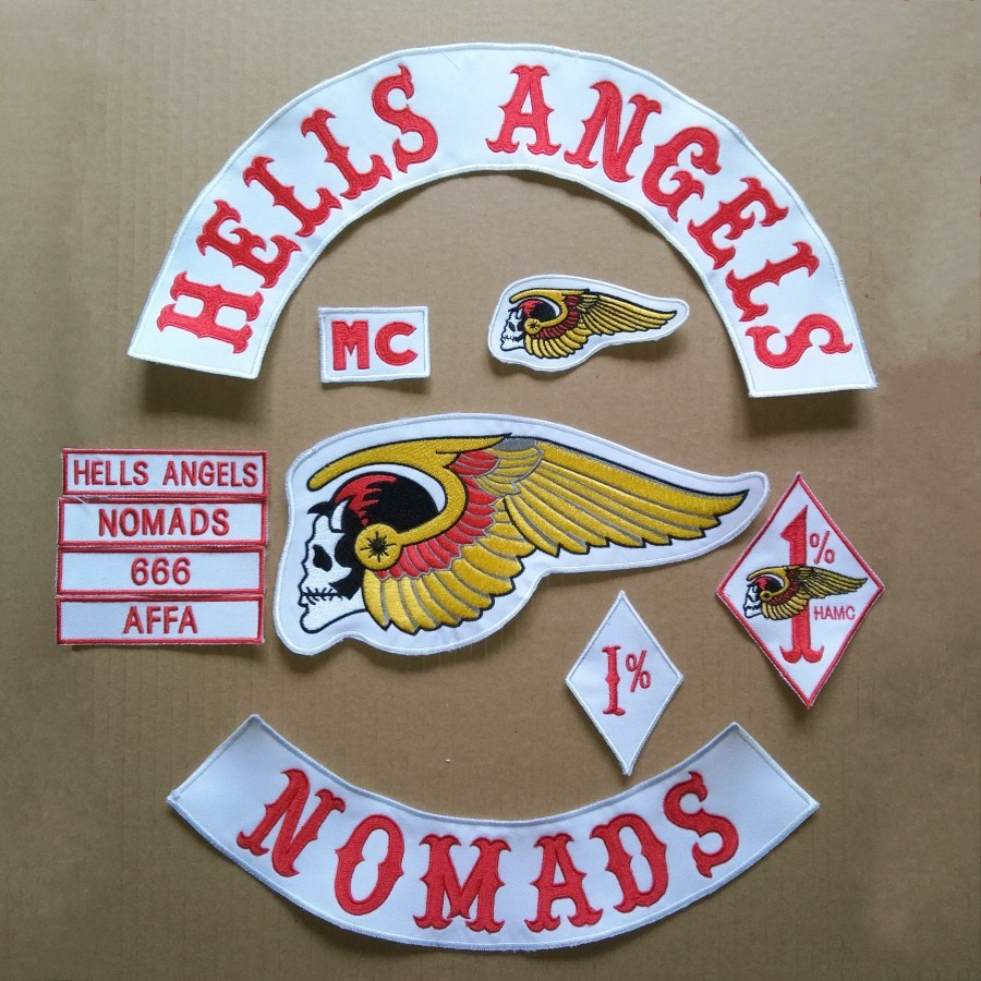Hells Angels Patches Bedeutung