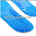TPE material gel cool athletic insole comfort massage TPE sports insole