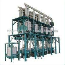 Wheat Flour Mill /Milling Plant With Good Quality Good Price