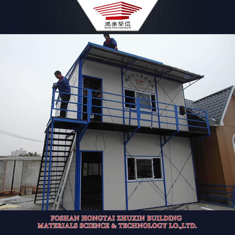 Hang Dach Vorgefertigte Modulare Häuser Projekt In Iran - Buy ...