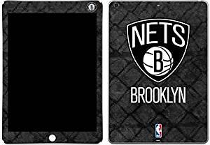 NBA Brooklyn Nets iPad Air Skin - Brooklyn Nets Dark Rust Vinyl Decal Skin For Your iPad Air