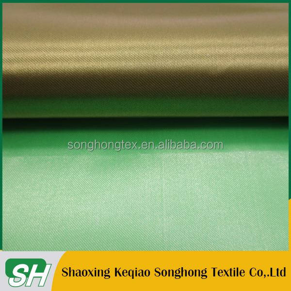 Hot product cheap polyester thick satin fabric/satin fabric 100% polyester