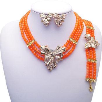 Good Quality Handmade Bead Jewelry Rani Haar Pearls Best Costume