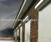 Hurricane Shutter , Security Window Shutter , Hurricane storm shutter