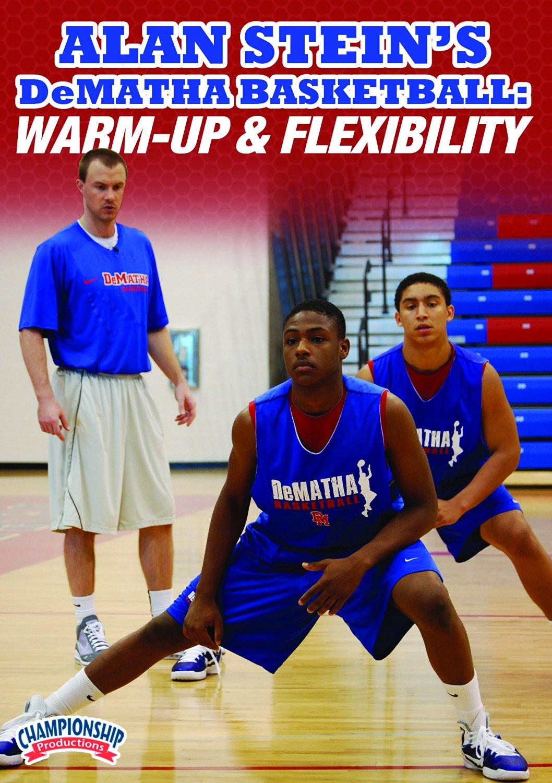 Alan Stein: DeMatha Basketball: Warm-Up & Flexibility (DVD)