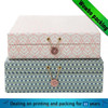 2016 new creative specialty paper custom made gift box with window