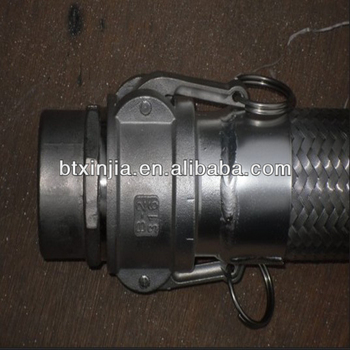 Hose quick coupling