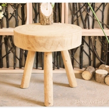 Reputed Supplying High Precision Wooden Foot Stool at Genuine Price