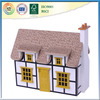 Cubby Wooden Play House design fashion doll house