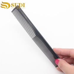 Free sample comb with razors blade