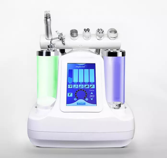 Portable Medical Grade Diamond Microdermabrasion Peeling Machine Face Lift Skin Care Beauty Instrument