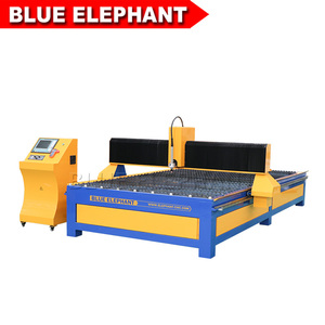 China 2040 plasma cutting machine with 2000x4000mm maximum Working area
