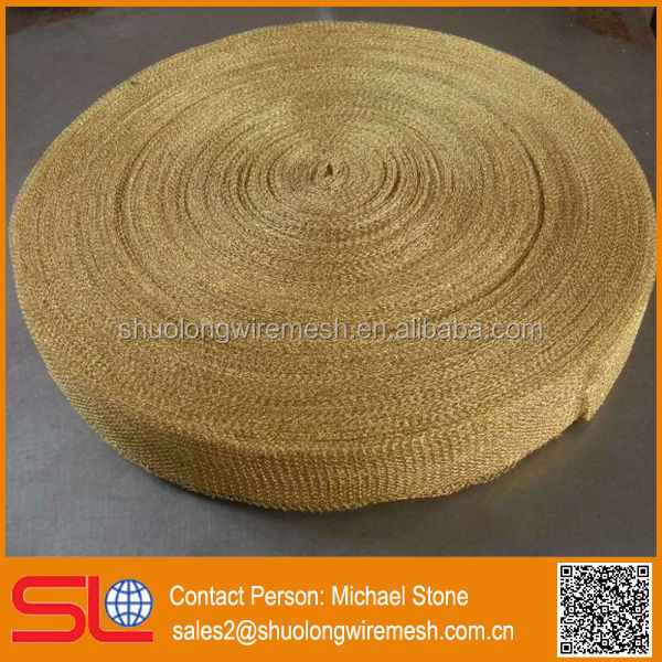 Factory price corrugated wire gauze packing