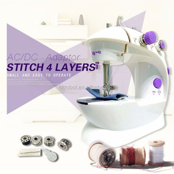 Small Electronic Sew Quick Sewing Machine With Accessories Buy Simple Quick Sewing Machine