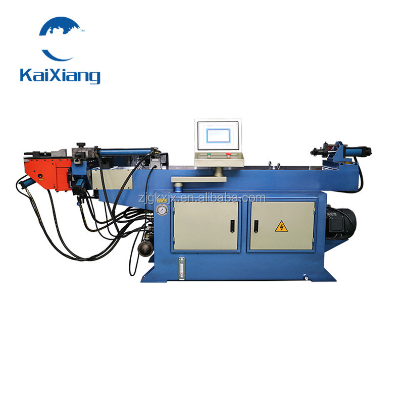 Single head hydraulic manual pipe bender