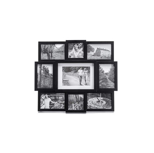 4x6 inch collage with sleek and modern design long thin photography picture frames
