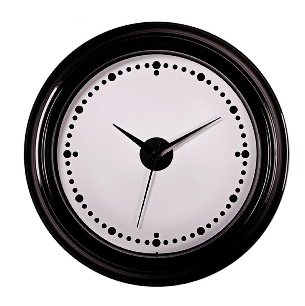 Buy Sonyo Indoor Antique Simple Dots Wall Clocks Silent Decorative