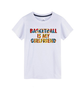 fashion wholesale t-shirts screen printing china baseball sport t shirt printing 1 dollar t shirts for men