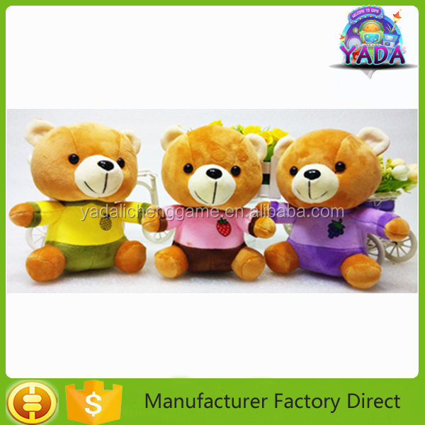 New product OEM gift commercial animal toys bear stuffed and plush toy