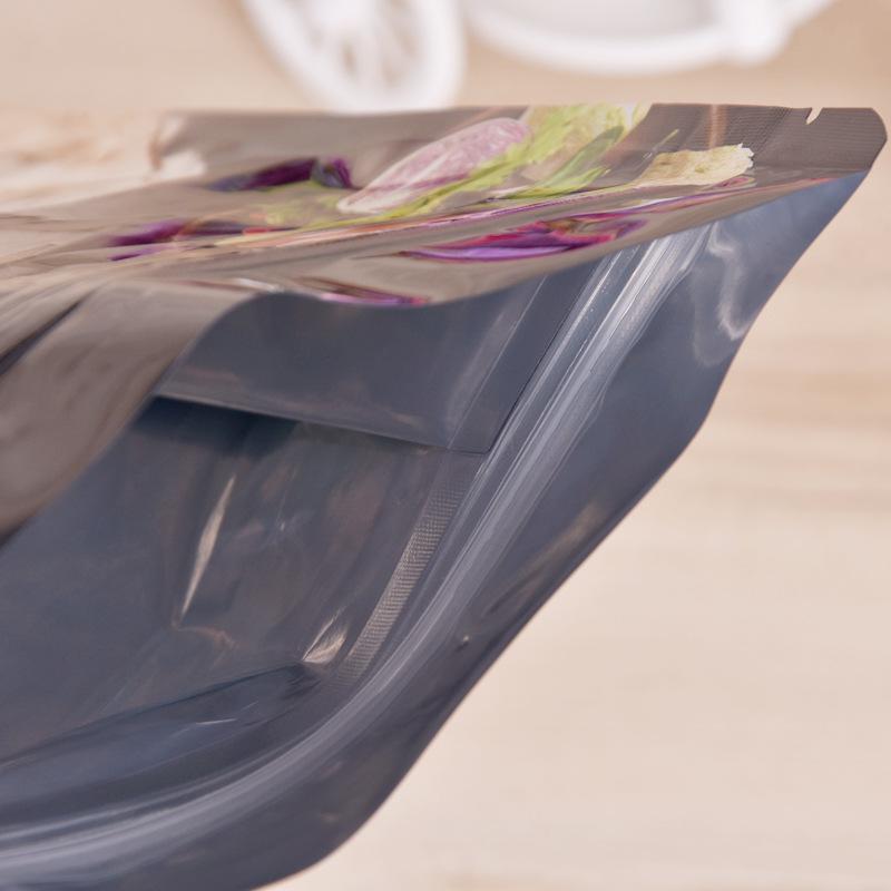 Zipper Composite Plastic Bag